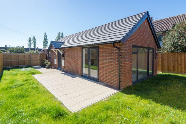 Thumbnail Detached bungalow for sale in Quaker Drive, Cranbrook