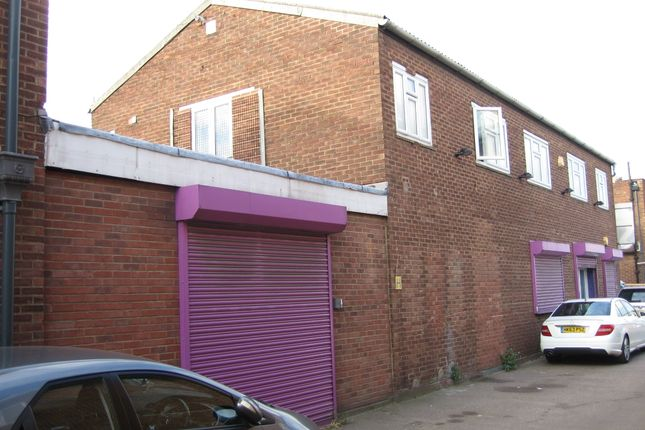 Thumbnail Industrial for sale in Freshwater Road, Dagenham
