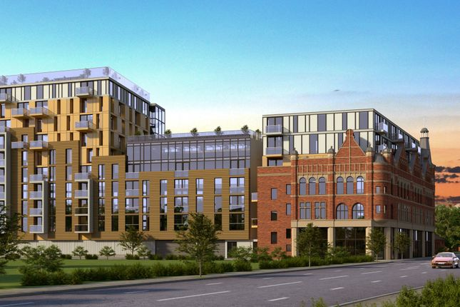 Thumbnail Flat for sale in Hilux Apartments, Oldham Road, Manchester