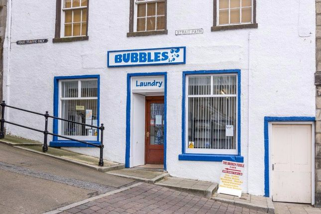 Thumbnail Commercial property for sale in Strait Path, Banff, Aberdeenshire