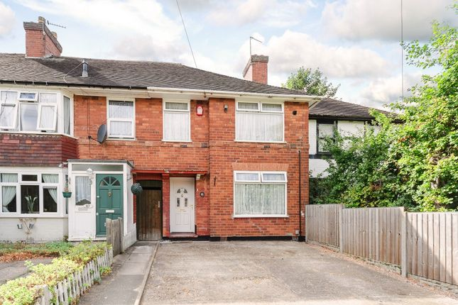 Thumbnail Semi-detached house for sale in Redstone Farm Road, Birmingham