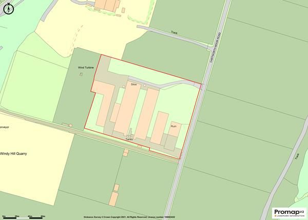 Thumbnail Commercial property for sale in Quarryside Farm, Cartworth Moor Road, Holmfirth, West Yorkshire