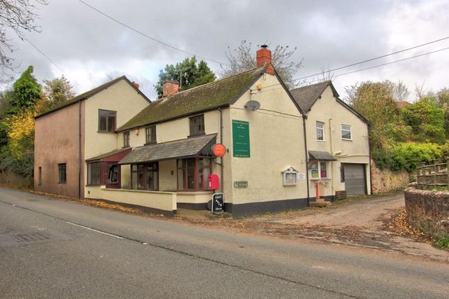 Thumbnail Detached house for sale in Washford Post Office, Station Hill, Washford, Watchet