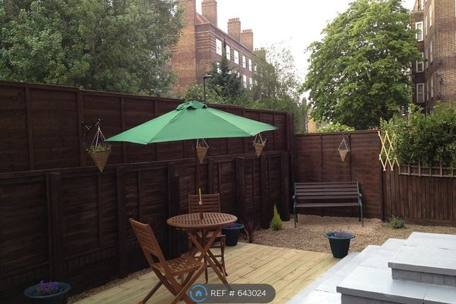Thumbnail 1 bed flat to rent in Newburn Street, London