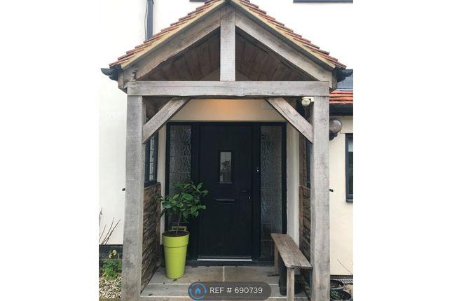 Porch of Church Lane, Chearsley, Aylesbury HP18