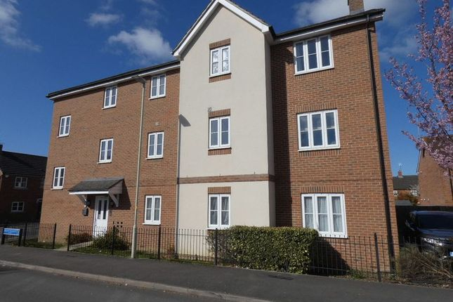 Thumbnail Flat To Rent In Mount Pleasant Kingsway Quedgeley Gloucester