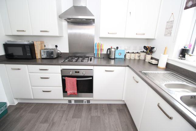 Kitchen of Chariot Drive, Kingsteignton, Newton Abbot, Devon TQ12