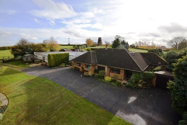 Thumbnail Detached bungalow for sale in Moor Lane, Darrington, Pontefract