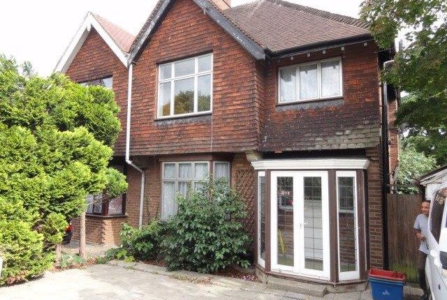 Thumbnail Semi-detached house to rent in Jersey Road, Osterley