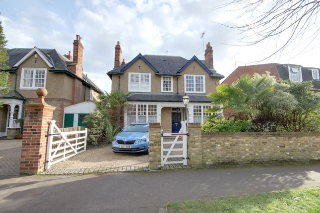 Thumbnail Detached house for sale in Queen Annes Place, Winchmore Hill