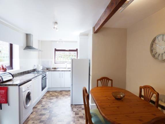 Kitchen Diner of Main Street, Taddington, Buxton, Derbyshire SK17