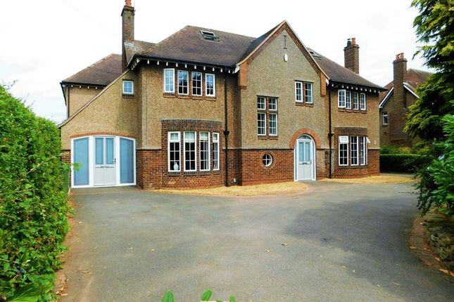 Thumbnail Detached house for sale in Weeping Cross, Stafford