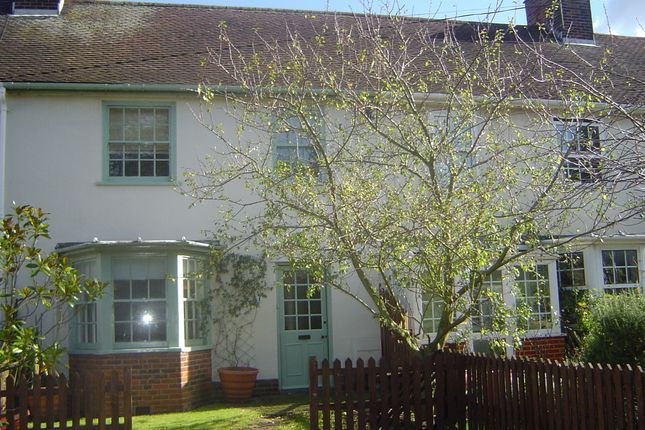 Thumbnail Cottage to rent in Nowton Road, Bury St. Edmunds