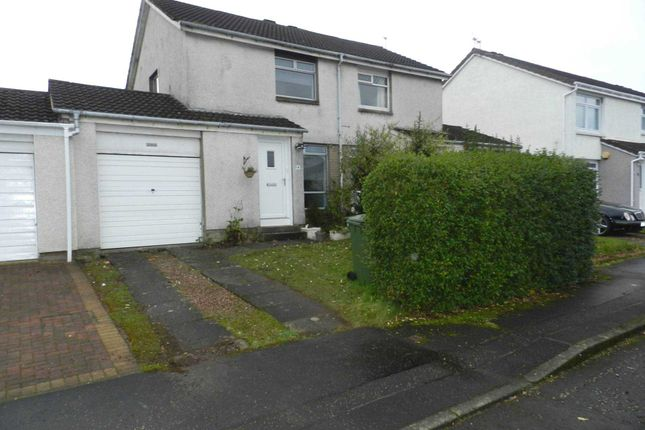 Thumbnail Semi-detached house to rent in Inverewe Place, Thornliebank, Glasgow