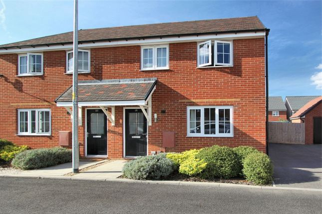3 bed semi-detached house for sale in Scythe Way, Thornbury, Bristol BS35