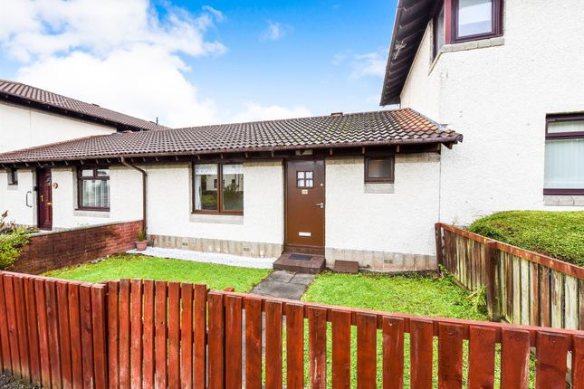 Thumbnail Terraced bungalow for sale in Bowmore Court, Lawthorn, Irvine