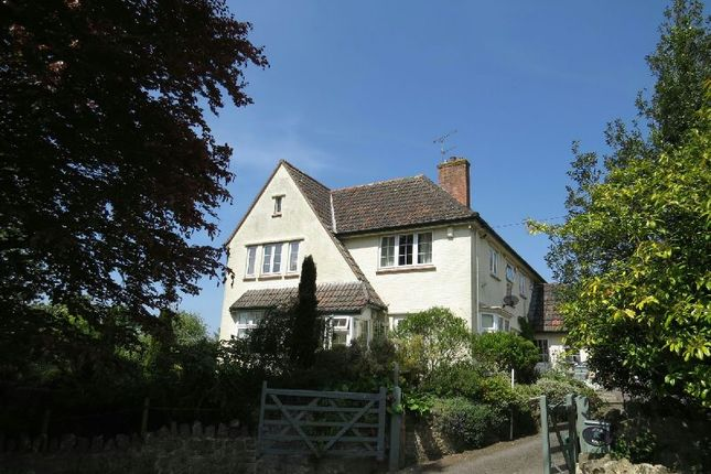 Thumbnail Detached house for sale in Church Lane, Badgworth, Axbridge