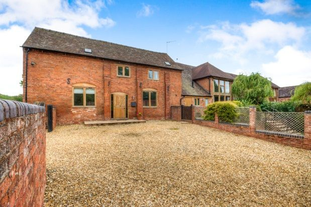 Thumbnail Barn conversion to rent in Bericote Road, Blackdown, Leamington Spa