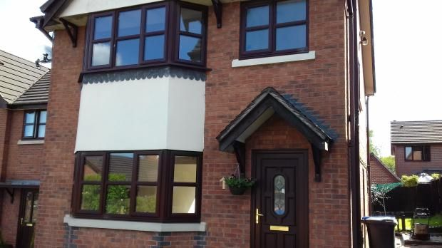 Thumbnail Detached house to rent in Chelsea Close, Biddulph, Stoke-On-Trent, Staffordshire