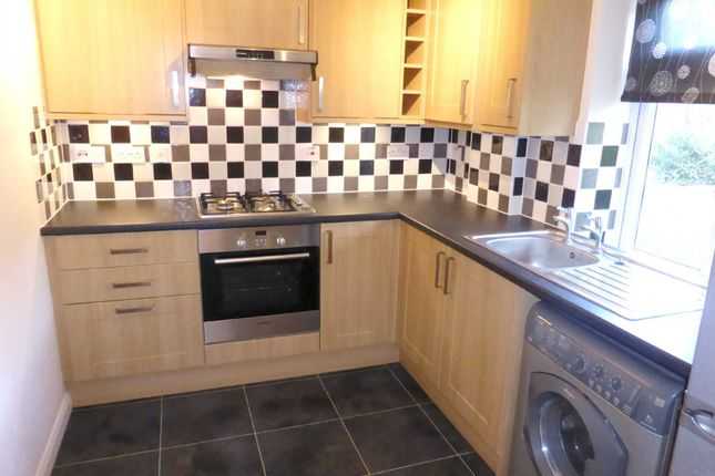 Thumbnail Flat to rent in Stirlings Road, Wantage