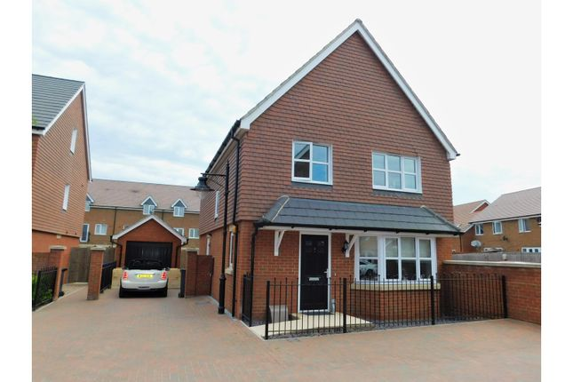 Thumbnail Detached house for sale in Cuckoo Gate, Worthing