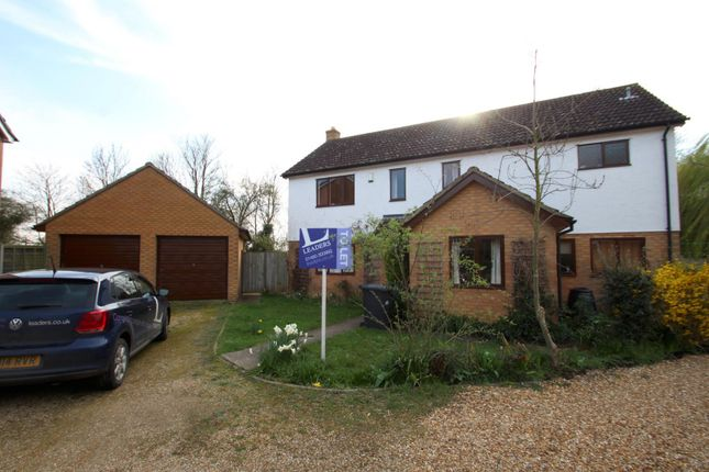 Thumbnail Detached house to rent in Kidmans Close, Hilton, Huntingdon