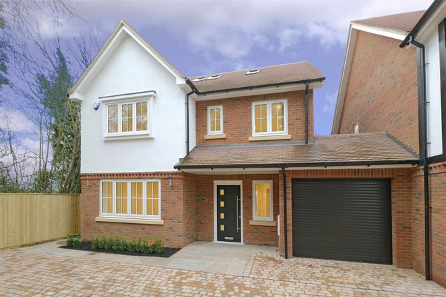 Thumbnail Detached house for sale in Rosebery Road, Bushey, Hertfordshire
