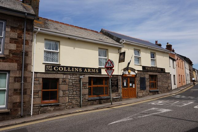 Thumbnail Pub/bar for sale in 18 Higher Fore Street, Redruth