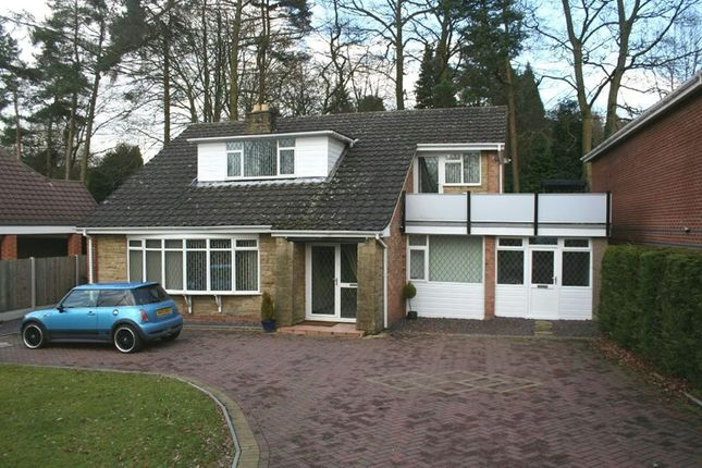 3 bed detached house to rent in Congleton Road, Biddulph, Stoke-On-Trent