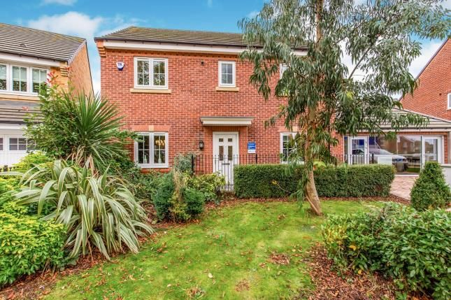 Thumbnail 4 bed detached house for sale in Ceremony Wynd, Middlesbrough, North Yorkshire