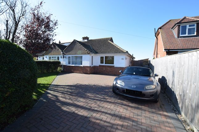 Thumbnail Bungalow for sale in Castle Drive, Pevensey Bay