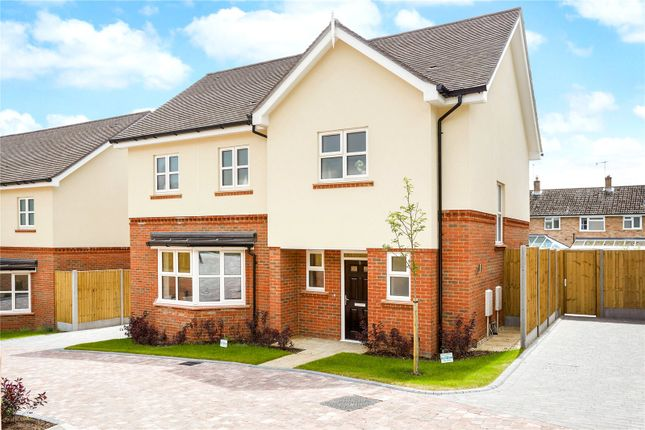 Thumbnail Detached house for sale in Hitherwood Close, Reigate, Surrey