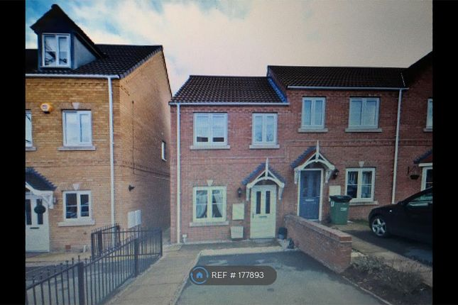 Thumbnail End terrace house to rent in Springfield Road, Wakefield