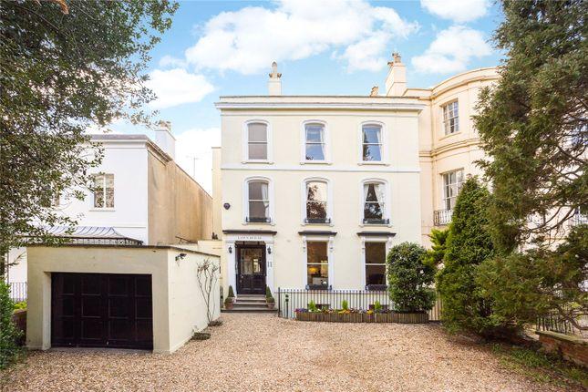 Thumbnail End terrace house for sale in London Road, Cheltenham, Gloucestershire