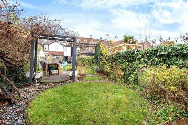 Garden of Rushes Road, Petersfield GU32