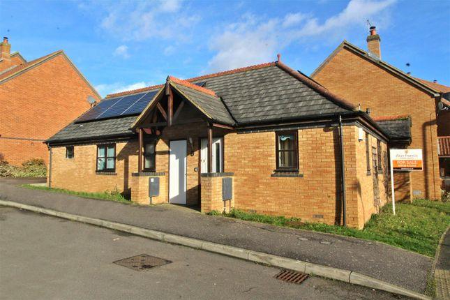 Thumbnail 3 bed bungalow for sale in Gainsborough Close, Grange Farm, Milton Keynes