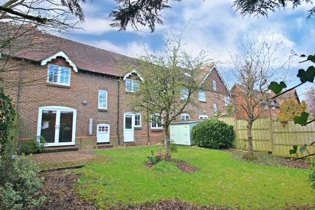 Thumbnail Terraced house to rent in Meredun Close, Hursley, Winchester