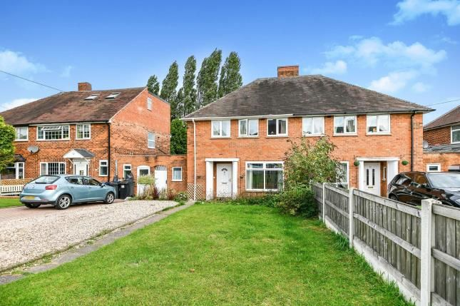 Thumbnail Semi-detached house for sale in Lingard Road, Sutton Coldfield, West Midlands
