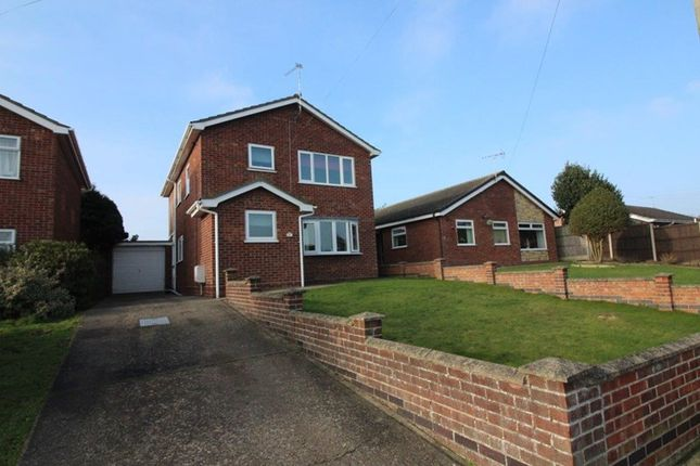 Thumbnail Detached house for sale in Gaywood Close, Caister-On-Sea, Great Yarmouth