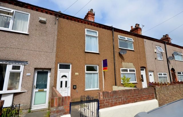 Thumbnail Terraced house to rent in Fraser Street, Grimsby