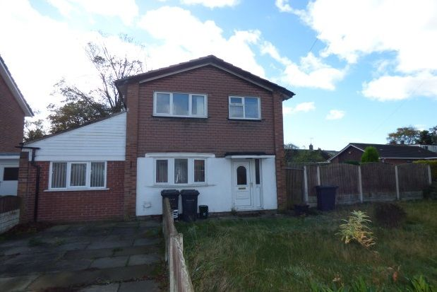 Thumbnail Property to rent in Stansfield Avenue, Maghull, Liverpool