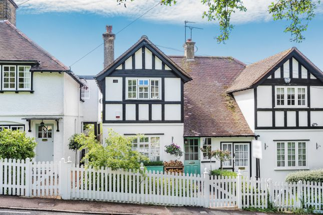 Thumbnail Semi-detached house for sale in York Hill, Loughton, Essex