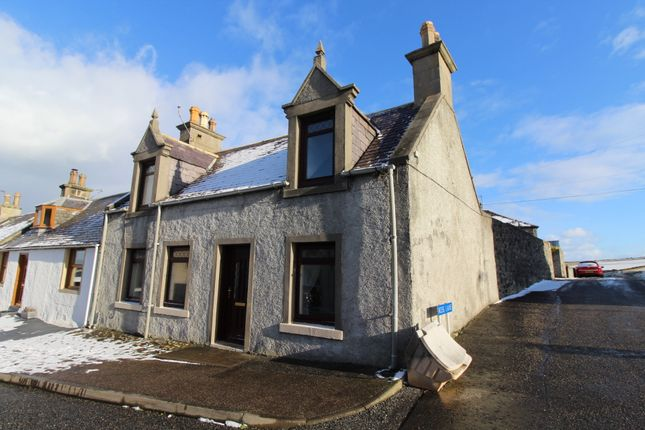3 bed end terrace house for sale in Church Street, Portsoy AB45
