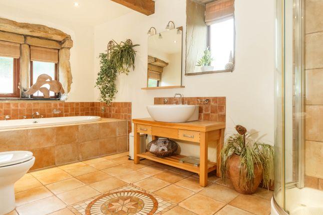 House Bathroom of Dean Head Lane, Diggle, Saddleworth OL3