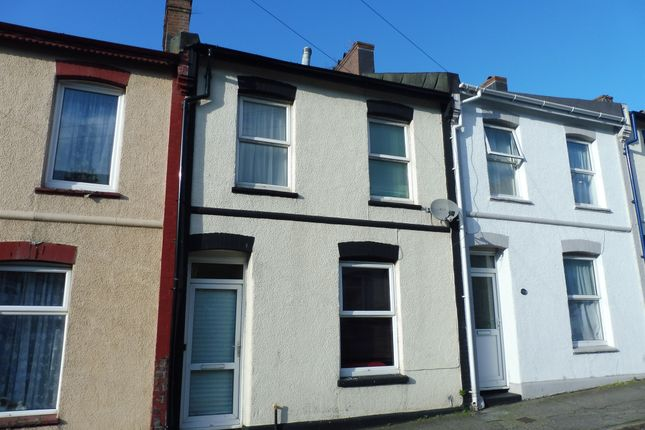 Thumbnail Terraced house for sale in Forest Road, Torquay