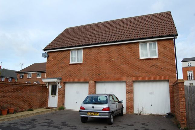 Thumbnail Flat to rent in Errington Close, Hatfield