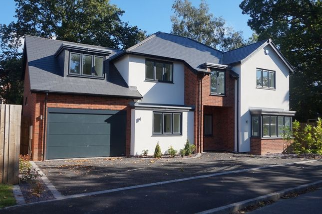 Thumbnail Detached house for sale in Penns Lake Road, Walmley, Sutton Coldfield