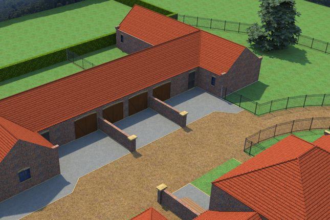 Thumbnail Detached bungalow for sale in Torksey Street, Rampton, Retford