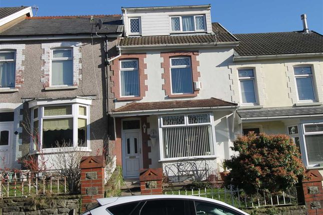 Thumbnail Terraced house for sale in Berw Road, Tonypandy, Tonypandy