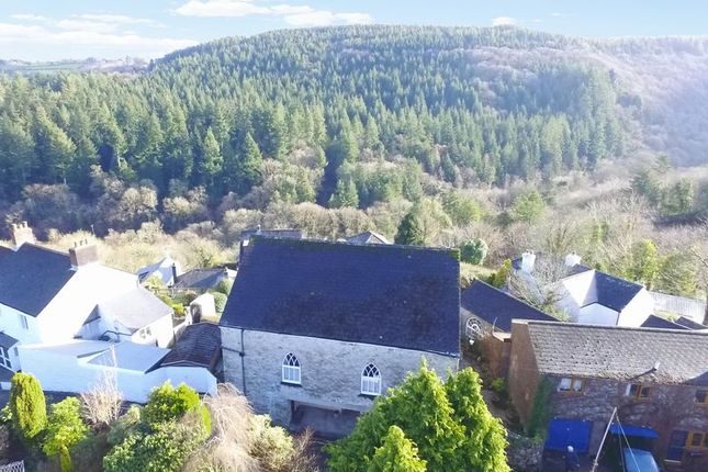 Thumbnail Detached house for sale in Commercial Street, Gunnislake